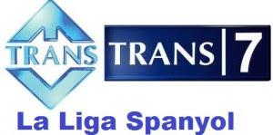 Jadwal Liga Spanyol TransTV Trans7