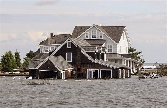 El nivel del mar subirá 1,8 metros este siglo en el peor escenario