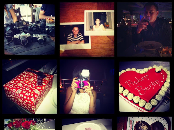Instagram Günlüğü : Yıldönümü