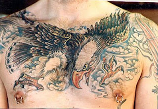Eagle tattoo Design Photo gallery - Eagle tattoo Ideas