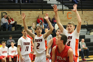 Tigers Win Flaming Gorge Finale