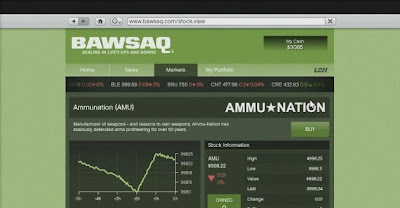 gta v mercato azionario