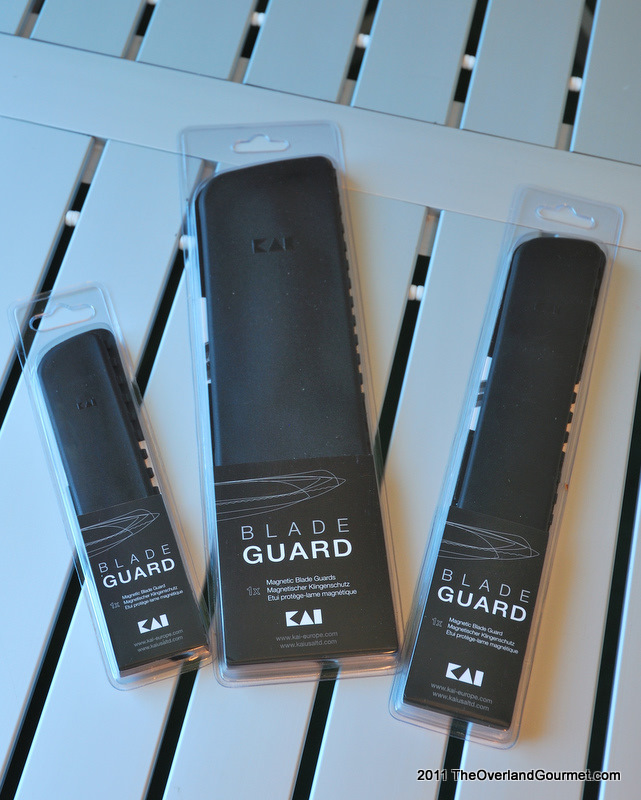 review of kai magnetic blade guard. Black Bedroom Furniture Sets. Home Design Ideas
