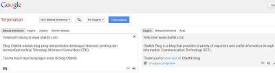 google penerjemah