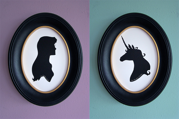 The Last Unicorn Home DIY Inspo #thelastunicorn #diy #interior #unicorn