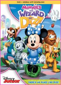 descargar Minnies The Wizard Of Dizz – DVDRIP LATINO