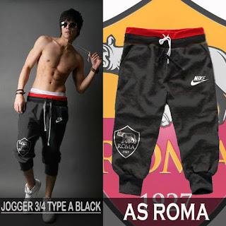 celana jogger AS roma
