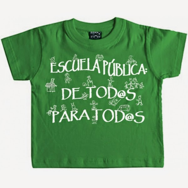 ¿Aún no tienes tu camiseta de Marea Verde?