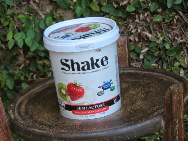 Shake sem lactose