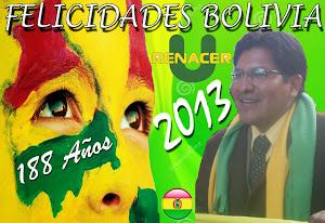 ¡¡¡Felicidades Bolivia!!!