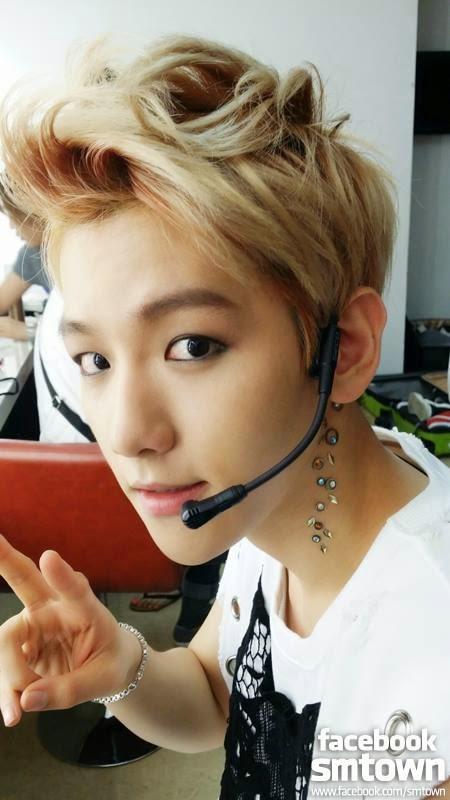 foto baekhyun exo k