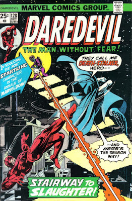 Daredevil #128, Death-Stalker