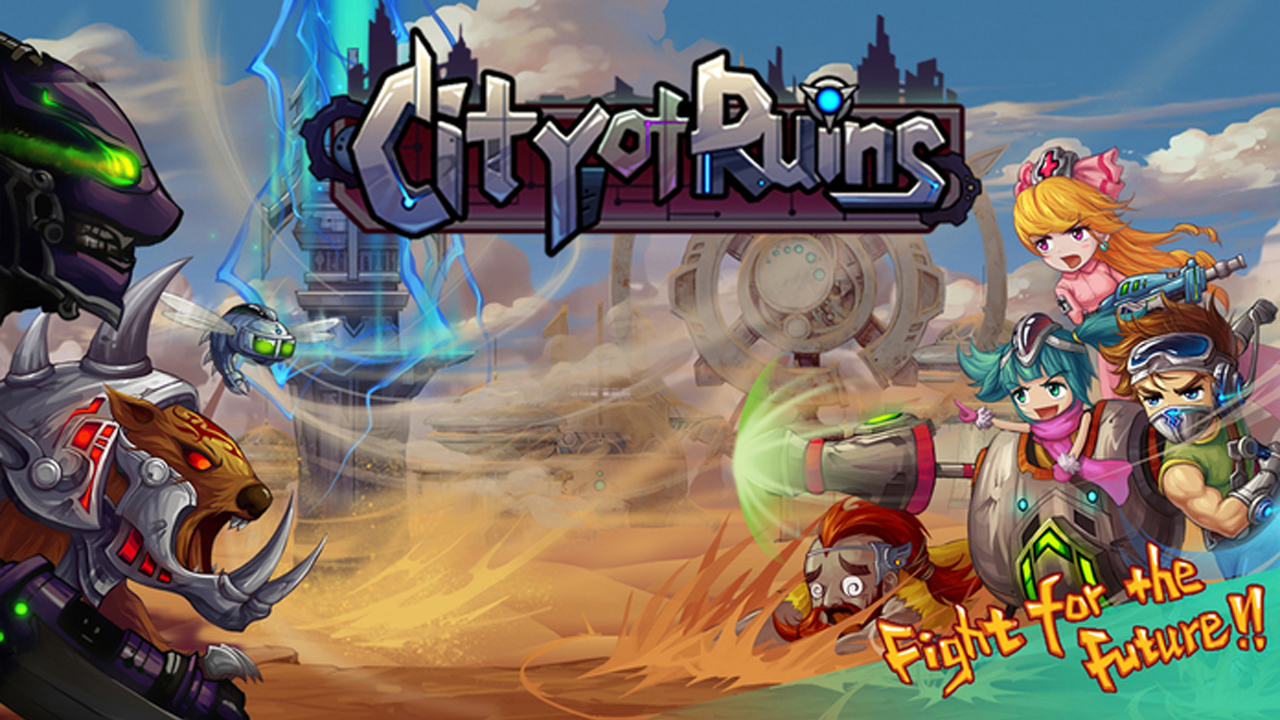 City Of Ruins Gameplay IOS / Android