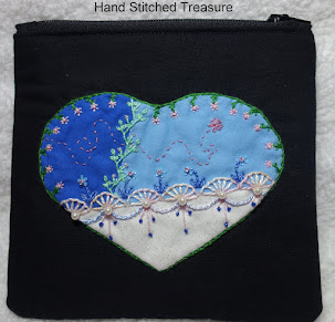 Hand Stitched Treasure Etsy Shop