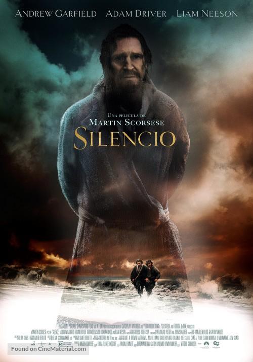 Filme Poster Silêncio