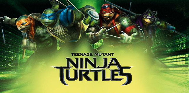 La película Teenage Mutant Ninja Turtles