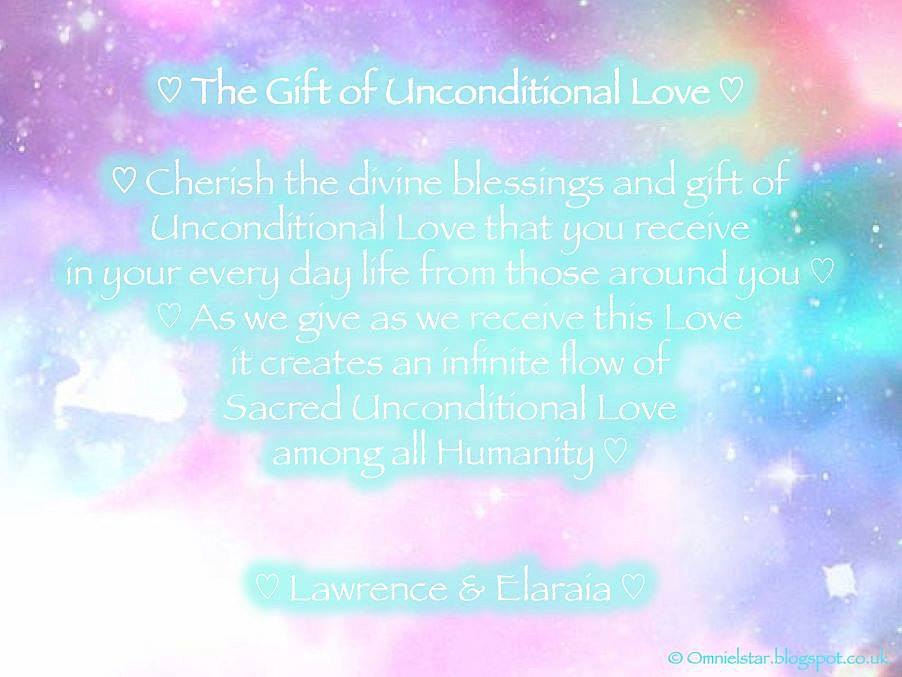 ♡ Unconditional Love♡