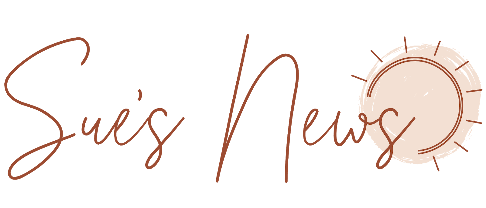 Sue's News