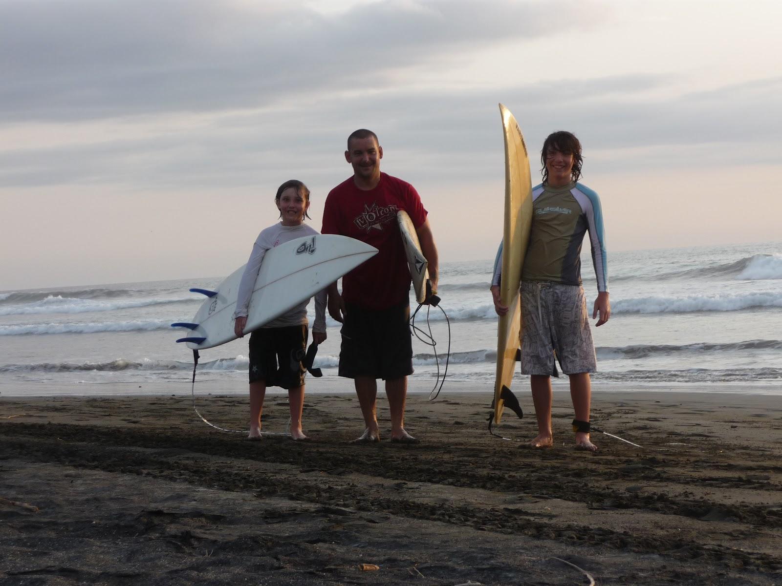About marbella costa rica surfing - Marbella family fun ...