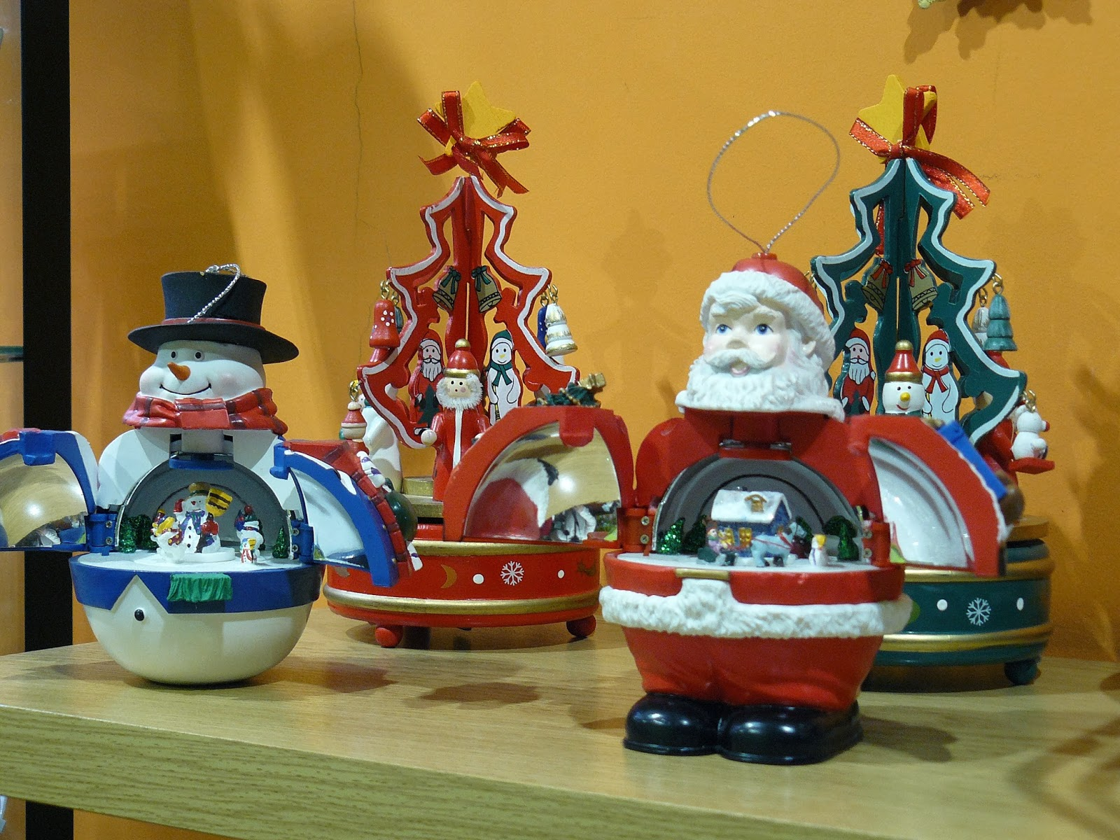 Cajas de musicas tipicas de navidad regalos artesan a y - Artesania barcelona ...