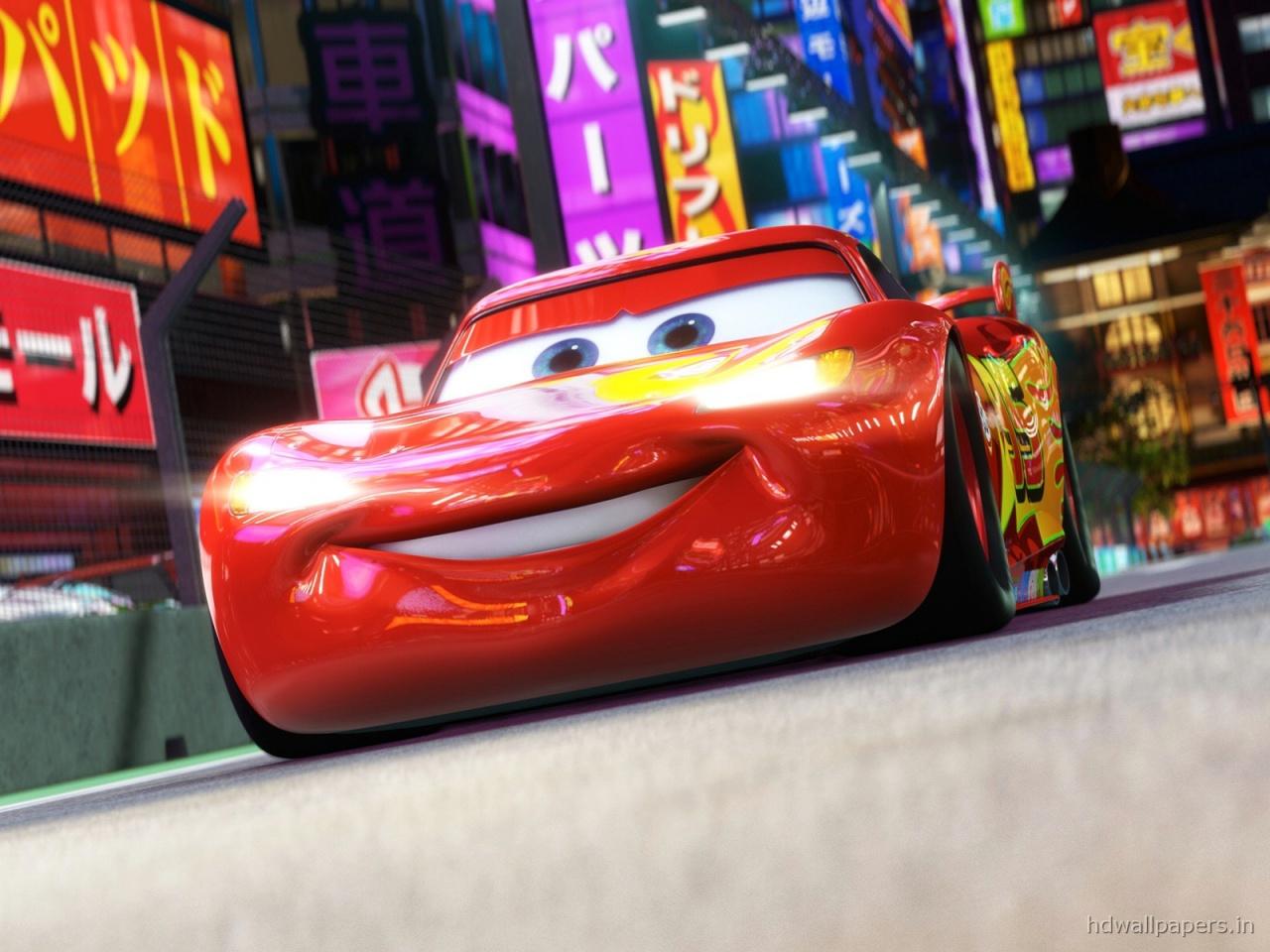Fondo de escritorio Rayo McQueen :: Cortos Disney Pixar Cars