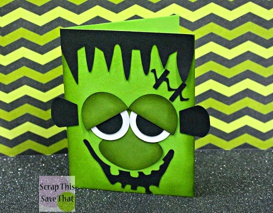 Halloween, Scrapbooking, Paper crafting
