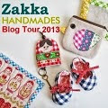 Zakka Handmades Blog Tour starts on 6/24!