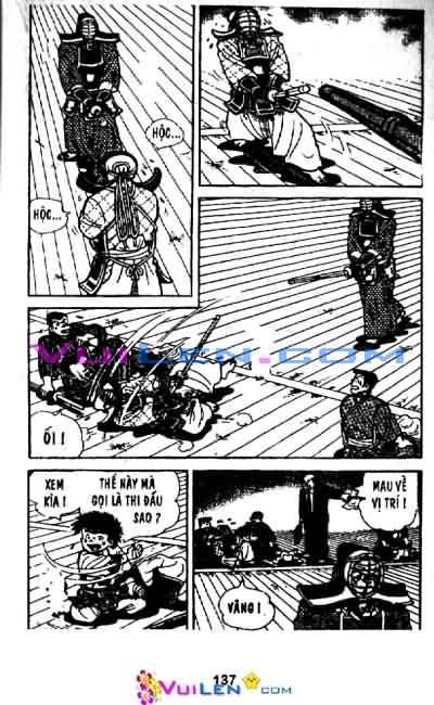Siêu quậy Teppi chap 33 - Trang 134
