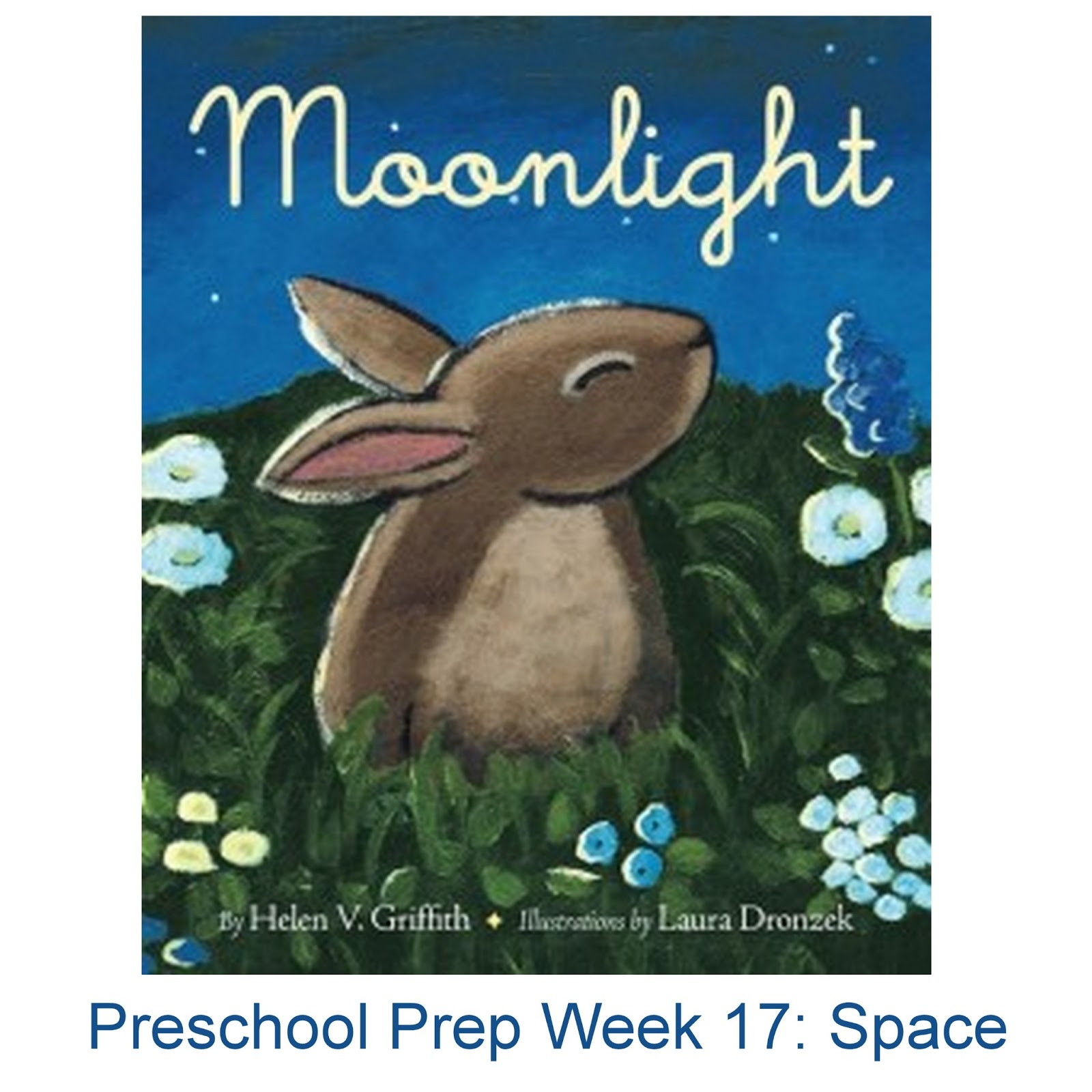 Your Daily Tidbit: Preschool Prep Week 17: Space