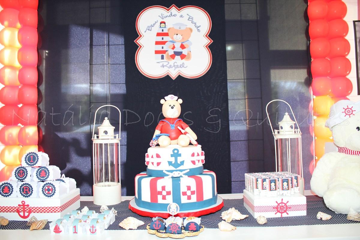 Galerry bolo decorado com pasta americana tema jardim para o buffet infantil