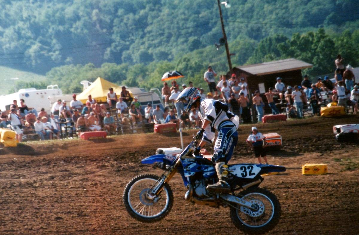 Josh Demuth - High Point 1999