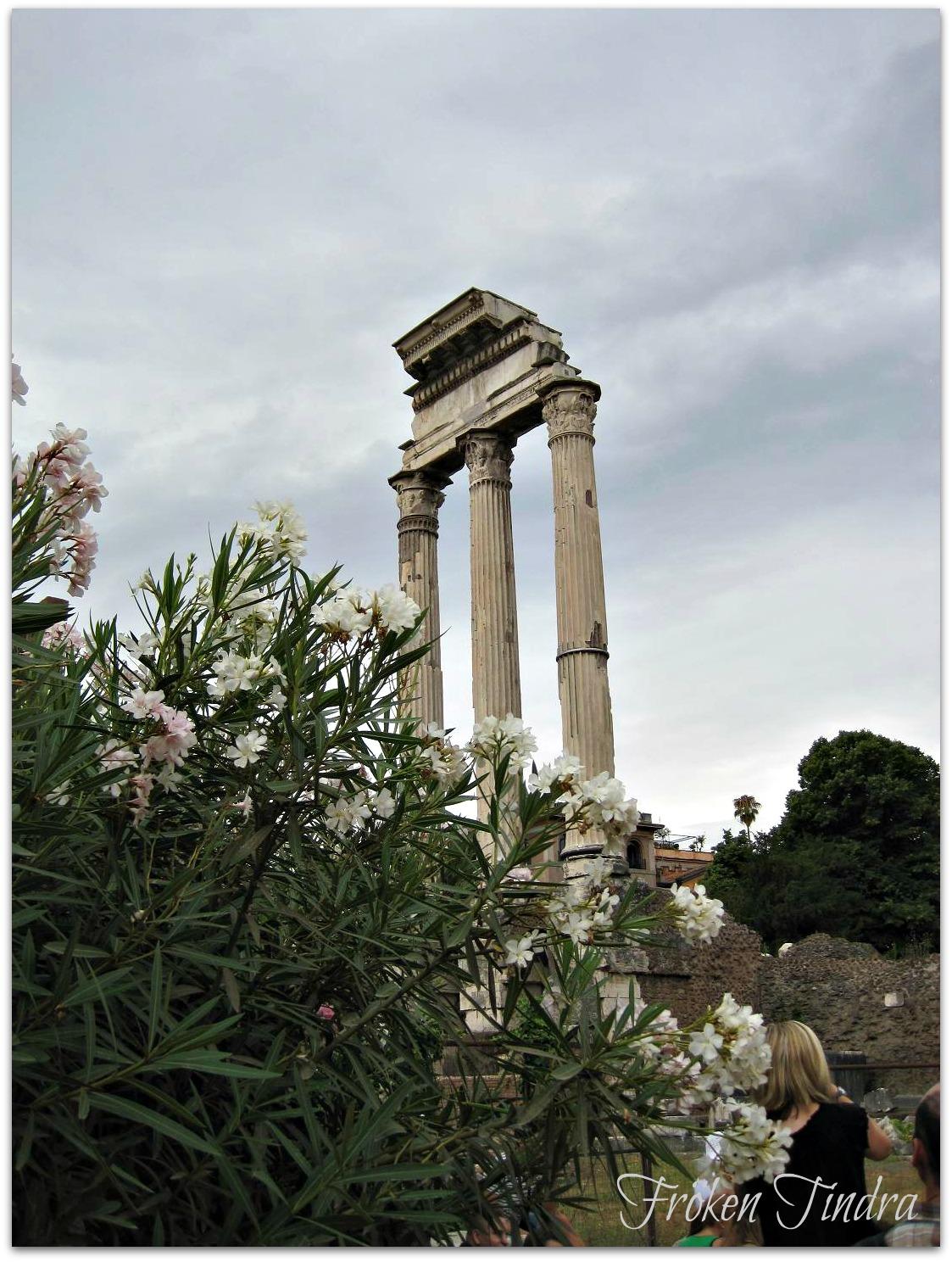Rom, Italien, Juli -12