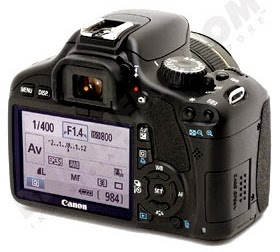 Harga kamera canon 550D