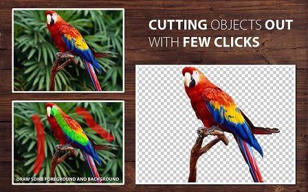 تحميل برنامج ازالة الخلفيه من الصور PhotoScissors مجانا