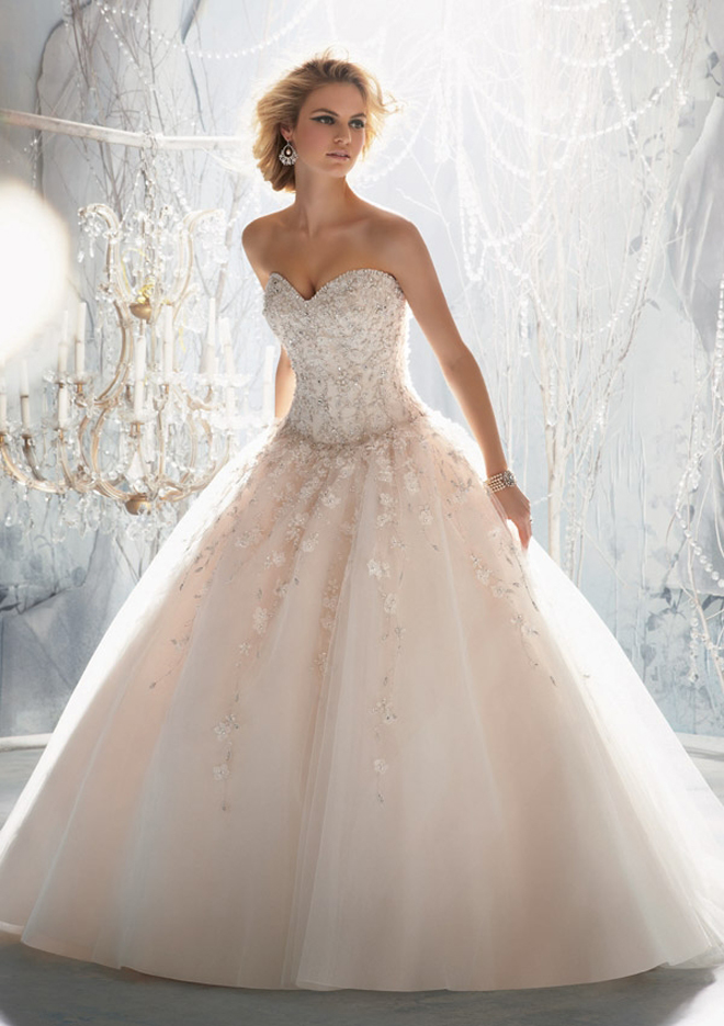 Mori lee by madeline gardner fall 2013 bridal collection for My wedding dress style