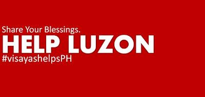 #VisayasHelpsPH Campaign