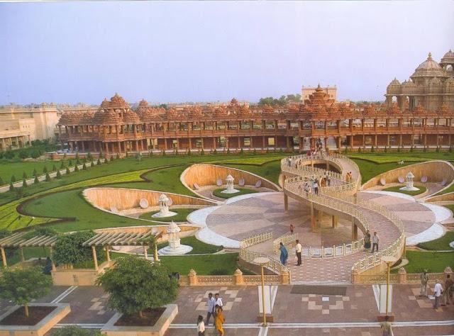 Kết quả hình ảnh cho đền Akshardham