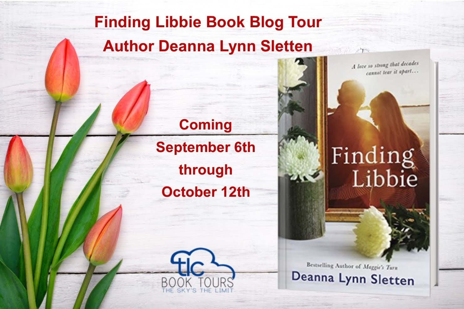 Finding Libbie Book Blog Tour