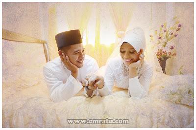 Update – Nikah Hafiz dan Wani PART 2