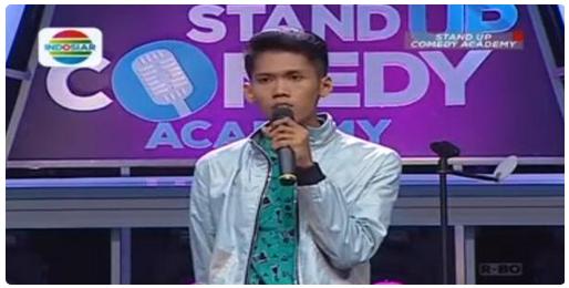 Peserta Stand Up Comedy Academy yang Gantung Mik Tgl 14 Oktober 2015 (Babak 20 Besar)