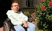 """""""Me gustaría mucho que un día se pueda ver en mí a la persona antes que a la discapacidad"""""""