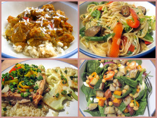 Menu for February 17, 2013 through February 23, 2013