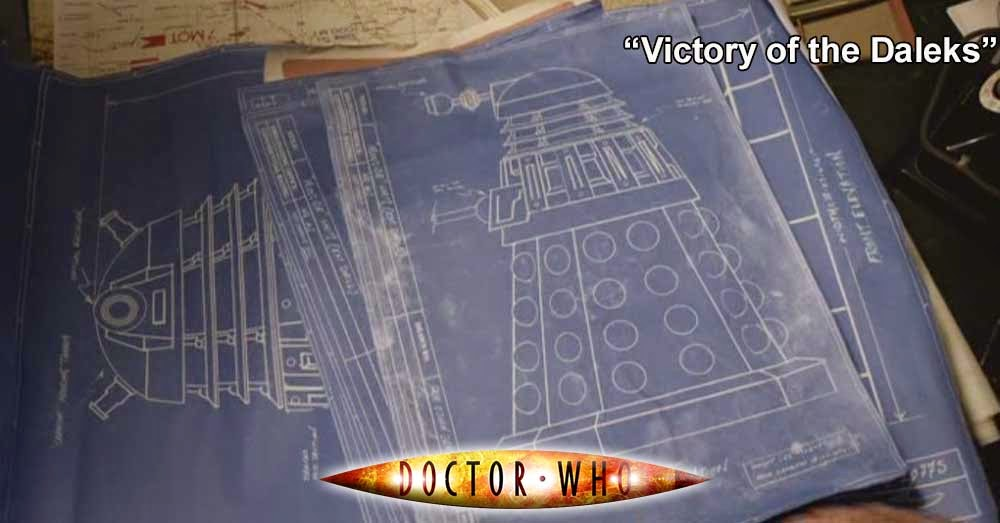 Doctor Who 205: Victory of the Daleks