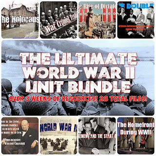 WWII Lesson Unit