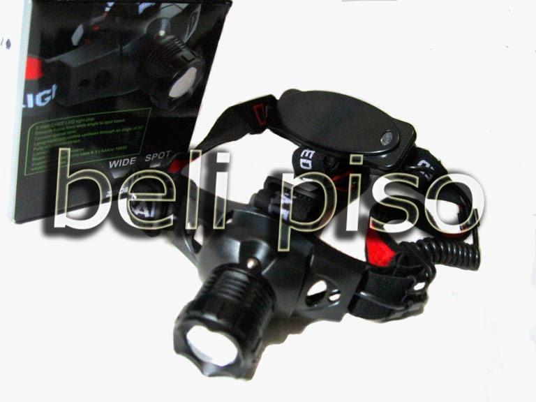 Jual Head Lamp CREE LED E.941 belipiso.com