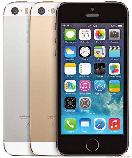 Smartphone terbaik Apple iPhone 5s