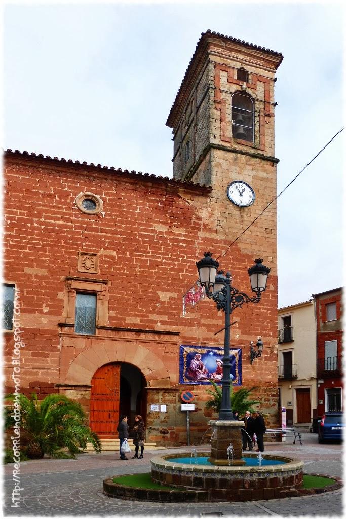 Iglesia de San Miguel, Vilches