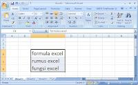 formula excel rumus excel fungsi excel