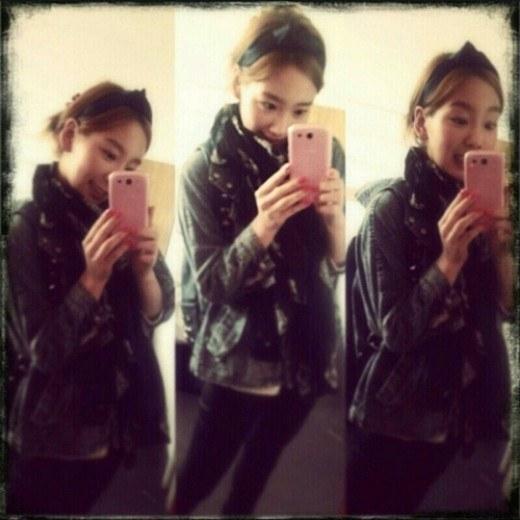 Taeyeon SNSD 3 Set Aegyo