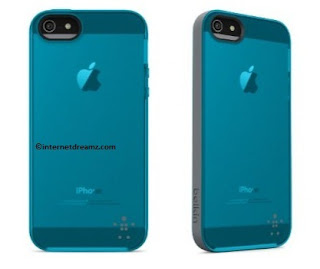 metallic iphone 5 cases